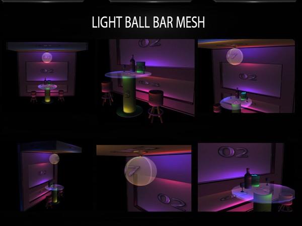 LIGHT BAR MESH FILE by Angelon3S