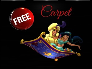 FREE CARPETS WITH OPACITY ..!!!