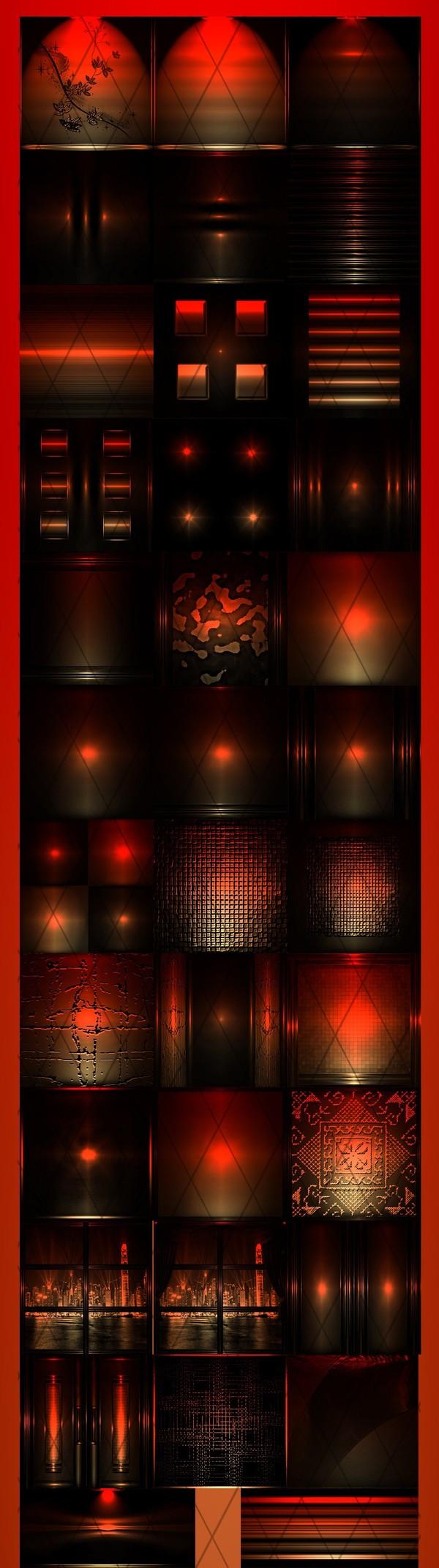 FOCUS RED FILES 35Textures 256x256jpg.