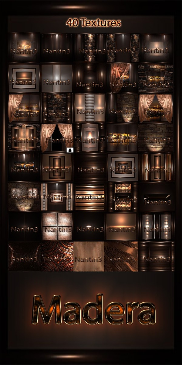 MADERA FILES 40Textures 256x256jpg.