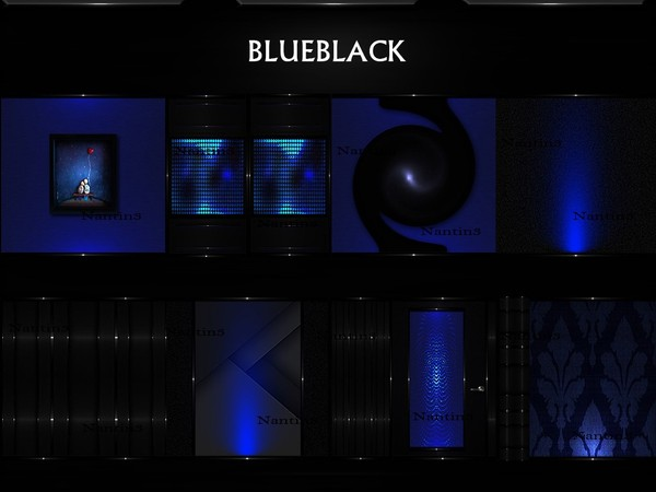 BLUEBLACK FILES 50Textures 256x256jpg.