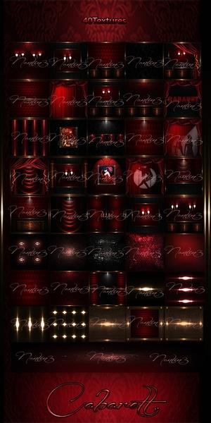 CABARET FILES 40Textures 256x256jpg.