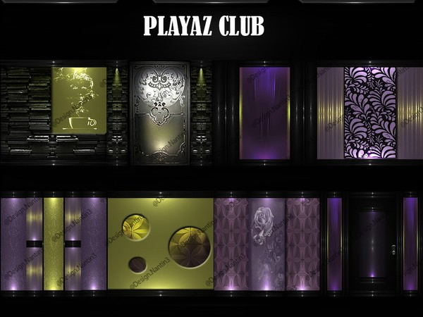 PLAYAZ CLUB FILES 40Textures 256x256jpg.