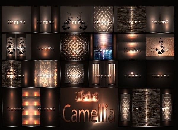 CAMELLIA FILES 20Textures 256x256jpg.