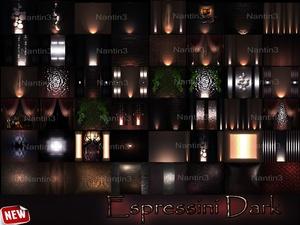 Espressin Dark Files 48Textues  256x256jpg.