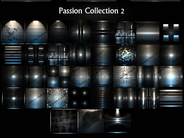 Passion Collection 2 Files 35 Textures