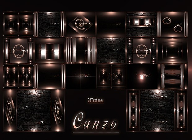 CANZO FILES 20Textures 256x256jpg.