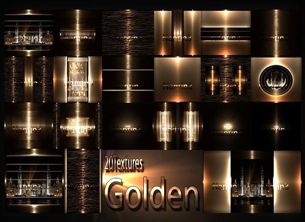 GOLDEN FILES 20Textures 256x256jpg.