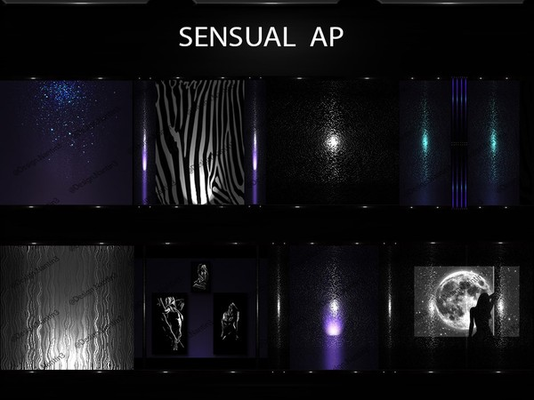SENSUAL AP FILES 45Textures 256x256jpg.