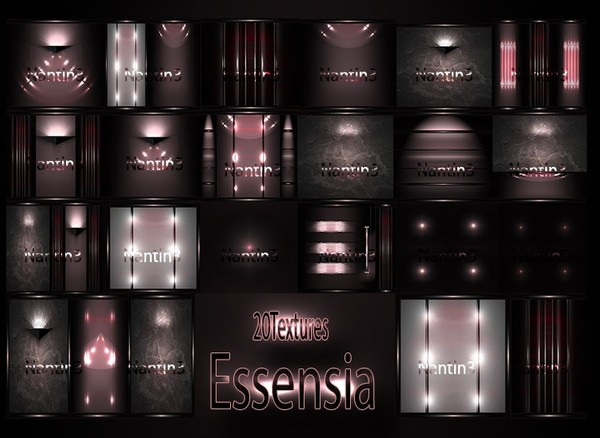ESSENSIA FILES 20Textures 256x256 jpg.