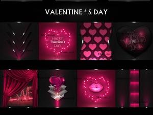 VALENTINE 'S DAY FILES 36Textures 256x256jpg.