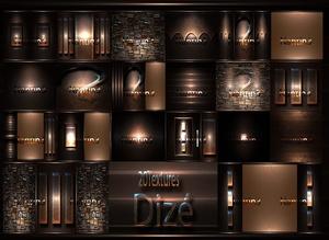 DIZE FILES 20Textures 256x256jpg.
