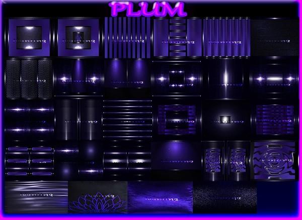 PLUM FILES 28Textures 256x256 jpg.