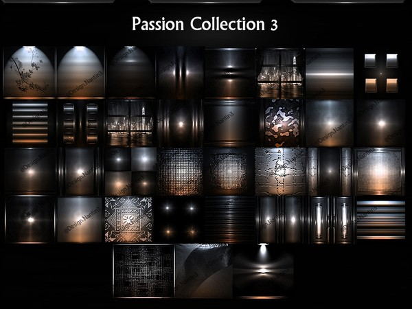 Passion Collection 3 Files