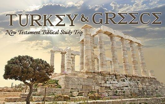 TURKEY/GREECE: THE GOSPEL ON THE GROUND