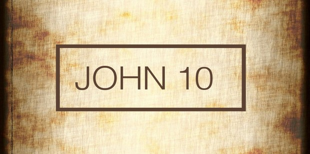 John 10: Good Shepherd; Great Gate