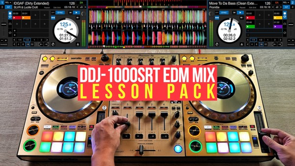 Mix With Me #70 Lesson Pack