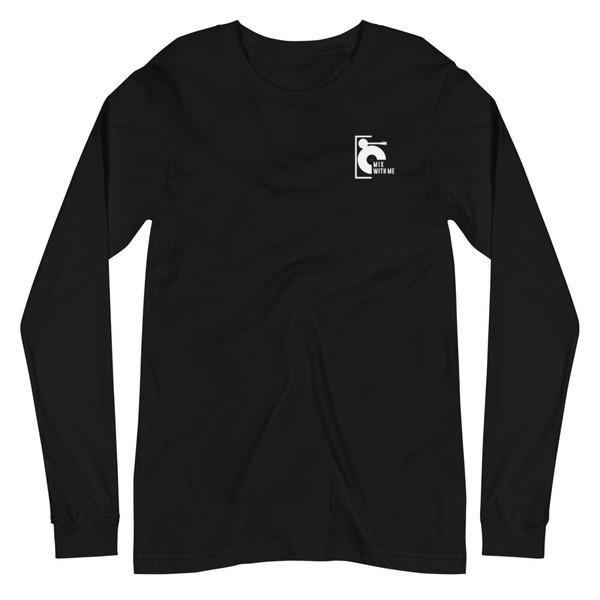MIXWITHME Long Sleeve Shirt (Black)