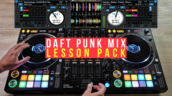Mix With Me #67 Lesson Pack