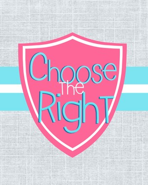 Choose the Right Pink