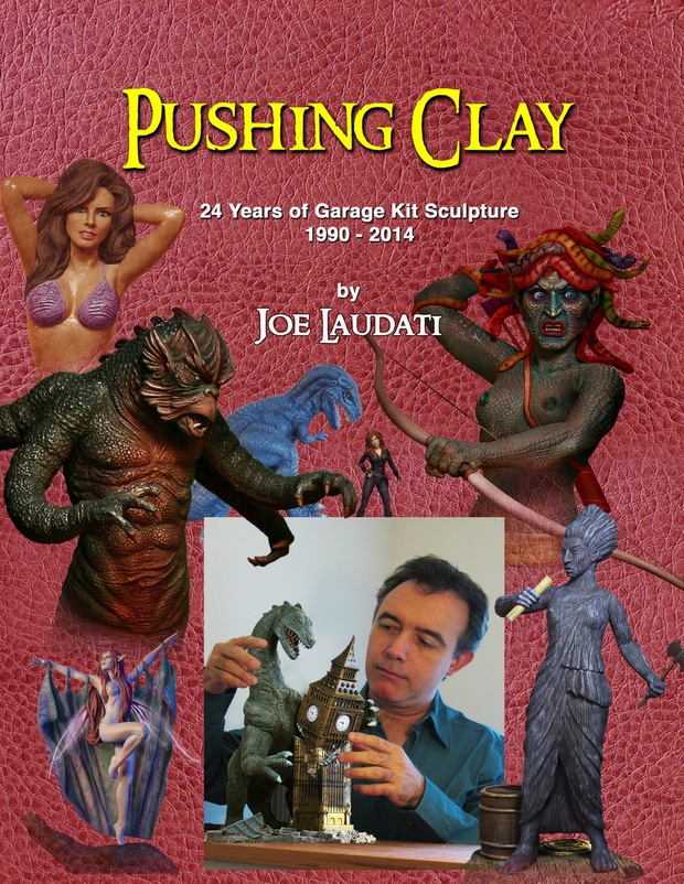 Pushing Clay: 24 Years in the Garage Kit Industry