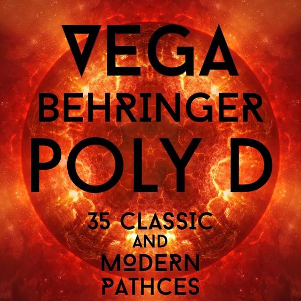 "Behringer Poly D - ""Vega"" 35 massive patches"