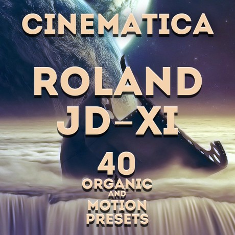 "Roland JD-Xi - ""Cinematica"" 40 Presets"