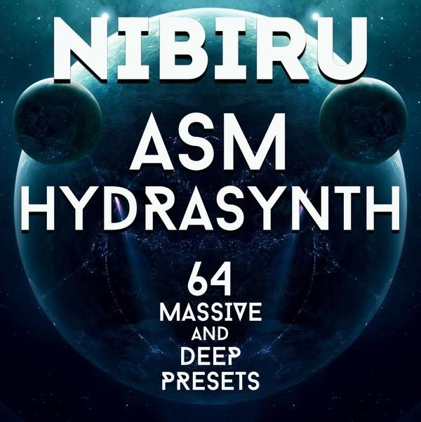 "ASM Hydrasynth - ""Nibiru"" 64 massive presets"