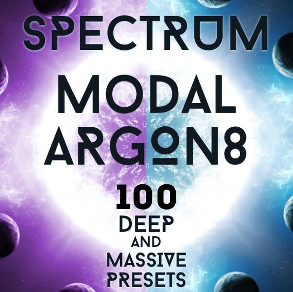 "Modal Argon8 - ""Spectrum"" 100 Presets Bundle Pack"