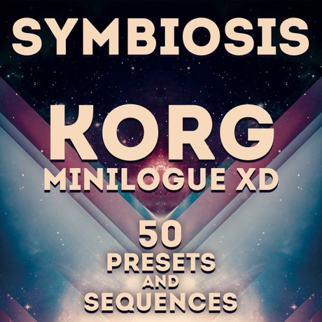 """Korg Minilogue XD - """"Symbiosis"""" 50 Presets & 42 Sequences"""