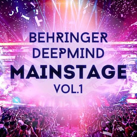 """Behringer DeepMind 6/12 """"Mainstage Vol.1"""""""