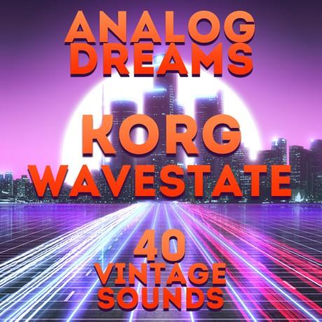 "Korg Wavestate - ""Analog Dreams"" 40 Performances"