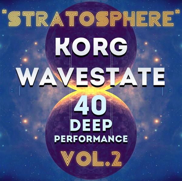 "Korg Wavestate - ""Stratosphere Vol.2"" 40 Performance"