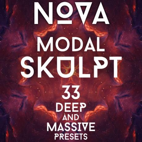 """Modal Skulpt - """"Nova"""" 33 massive presets"""