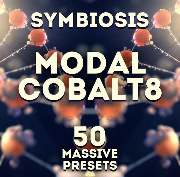 "Modal Cobalt8 - ""Symbiosis"" 50 Presets"