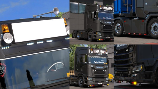 Ultimate Scania S Tuning