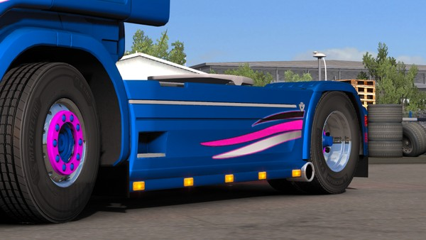 Scania RJL Dutch Pack