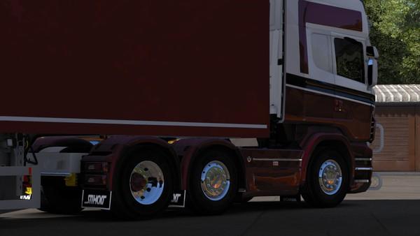 Scania RJL Stiholt Flaps