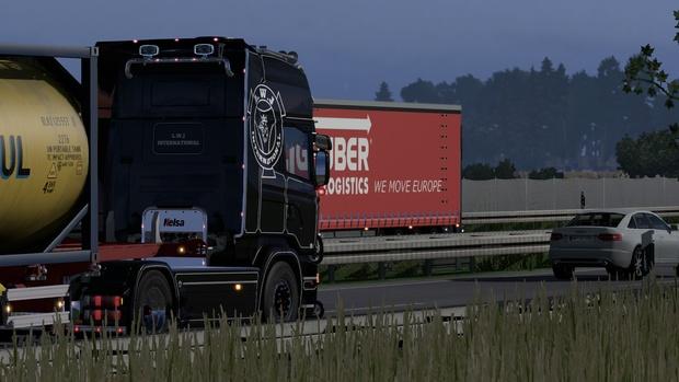 Scania RJL Kelsa Kit