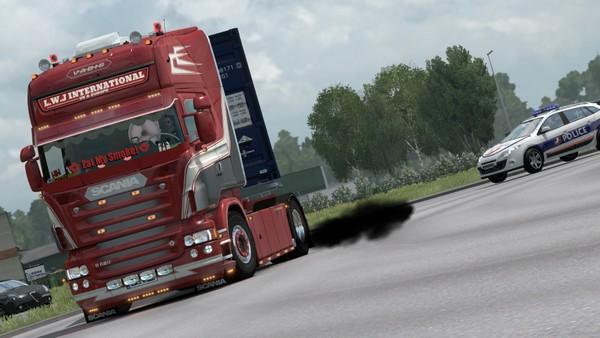 Scania RJL StoneGuard