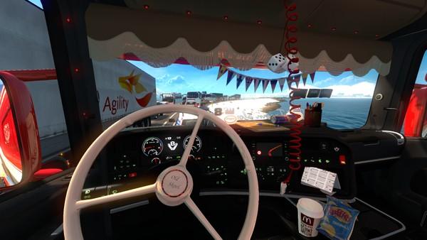 Scania RJL Custom Interior