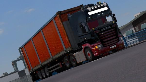 Dutch Style Scania R620