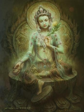 Goddess Activation Pillar VIII