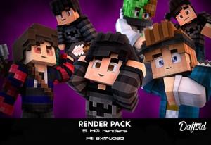 Render Pack