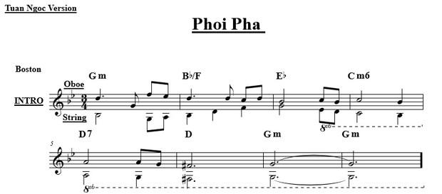 Phoi Pha - Tuan Ngoc