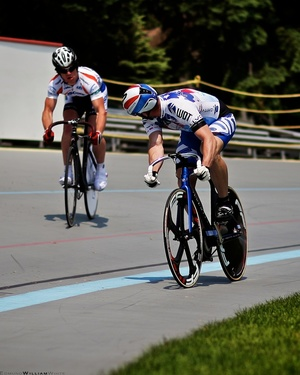 Cerious Training 3 Month Preseason Intermediate Sprint Track Cycling Training Plan PDF