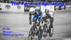 Form of Sprinting 2! Drills, Power Training & Tactics