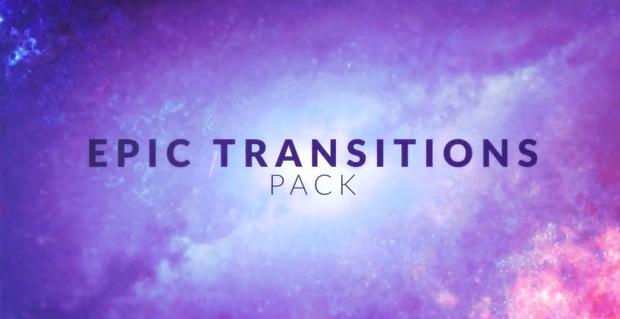 HUGE Transitions Pack!!