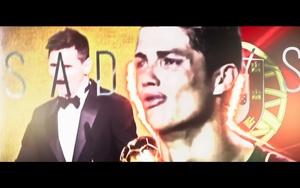 Ronaldo X Messi Pj file
