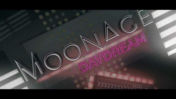 Moonage Daydream PROJECT FILE